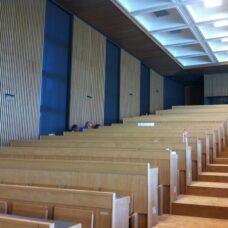 Aula 272 at Sofia University